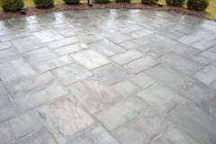 The Mason's Stone Patio in White Lake
