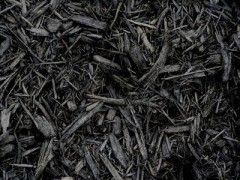 Black Mulch - Color Enhanced Mulch
