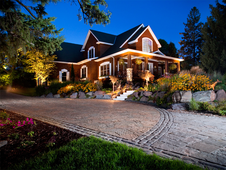 Landscaping ideas 18 Commerce Township