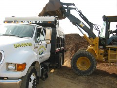 Wixom Mulch Delivery