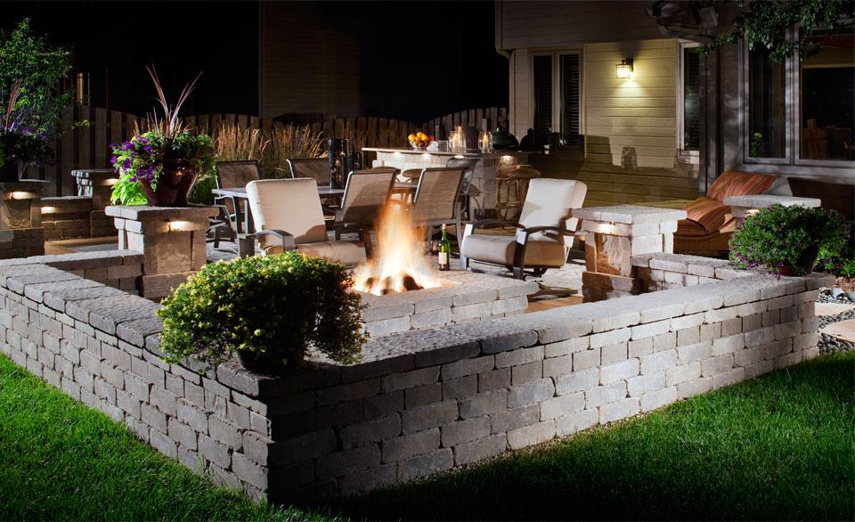 The Benefits of a Stone Bonfire Pit